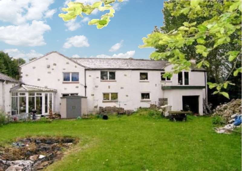 4 Bedrooms Detached House for sale in Skipton Road, Keighley, West Yorkshire, BD20