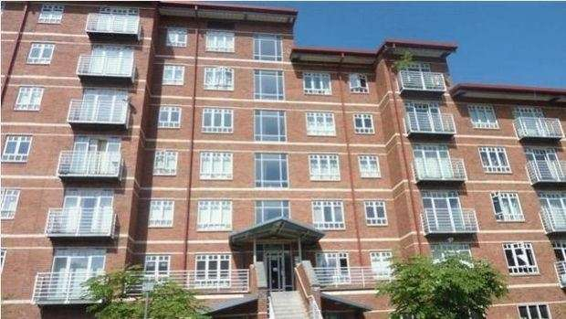 2 Bedrooms Apartment Flat for sale in Queen Victoria Road, Coventry, West Midlands, CV1 3JD