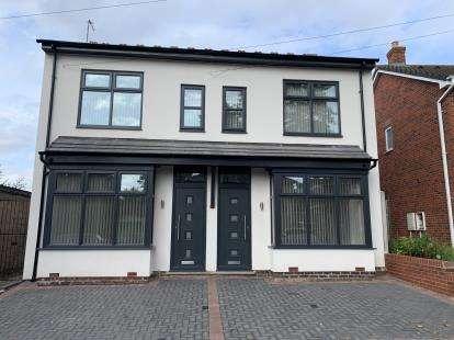 3 Bedrooms Semi Detached House for sale in Spring Road, Tyseley, Birmingham, West Midlands