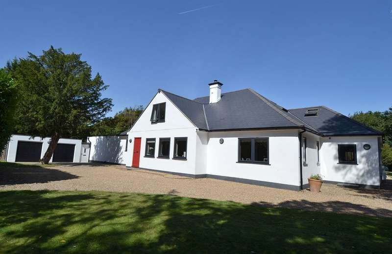 5 Bedrooms Detached House for sale in Grasmere Road, Chestfield, Whitstable