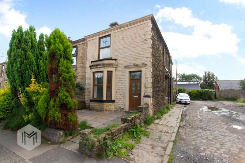 3 Bedrooms End Of Terrace House for sale in Bury Road, Tottington, Bury, Greater Manchester, BL8