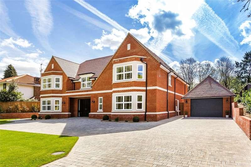 7 Bedrooms Detached House for sale in Old Avenue, West Byfleet, Surrey, KT14