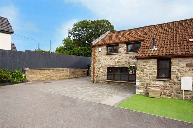 2 Bedrooms Mews House for sale in The Breaches, Easton-in-Gordano, Bristol