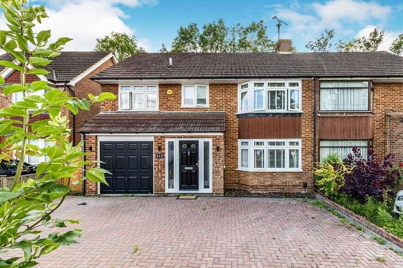 5 Bedrooms Semi Detached House for sale in Wigmore Road, Rainham, Gillingham, Kent, ME8