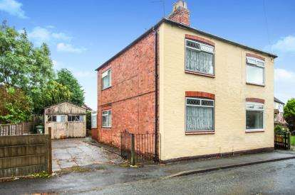 2 Bedrooms Semi Detached House for sale in Hill Street, Winsford, Cheshire