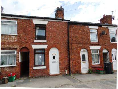 2 Bedrooms Terraced House for sale in Ways Green, Winsford, Cheshire