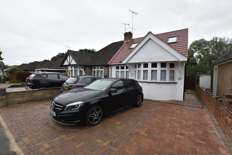 4 Bedrooms Semi Detached Bungalow for sale in Woodmere Avenue, Watford