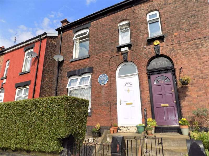 3 Bedrooms Semi Detached House for sale in Carrington Road, Stockport