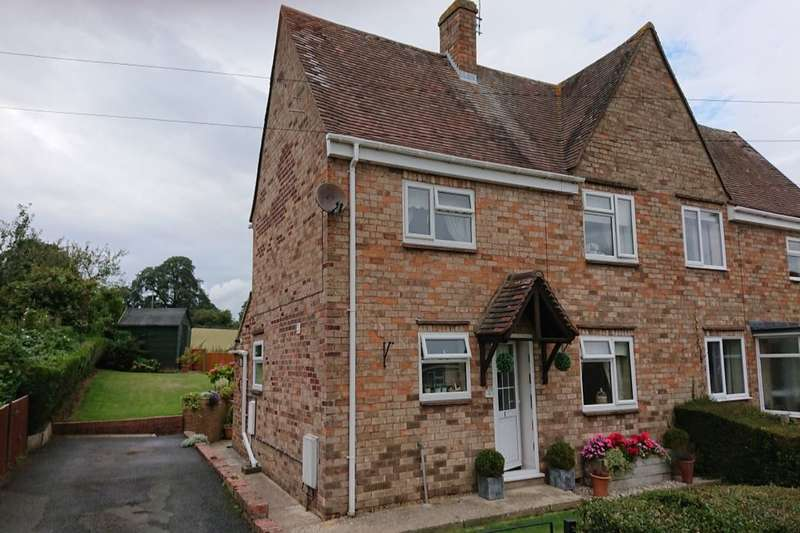 3 Bedrooms Semi Detached House for sale in Winterway, Blockley, Moreton-In-Marsh, GL56