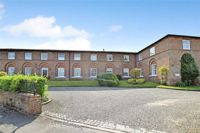 2 Bedrooms Flat for sale in 3 Park Court, Shifnal, Shropshire, TF11