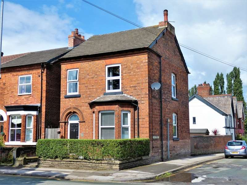 2 Bedrooms Detached House for sale in Manchester Road, Northwich, Cheshire, CW9