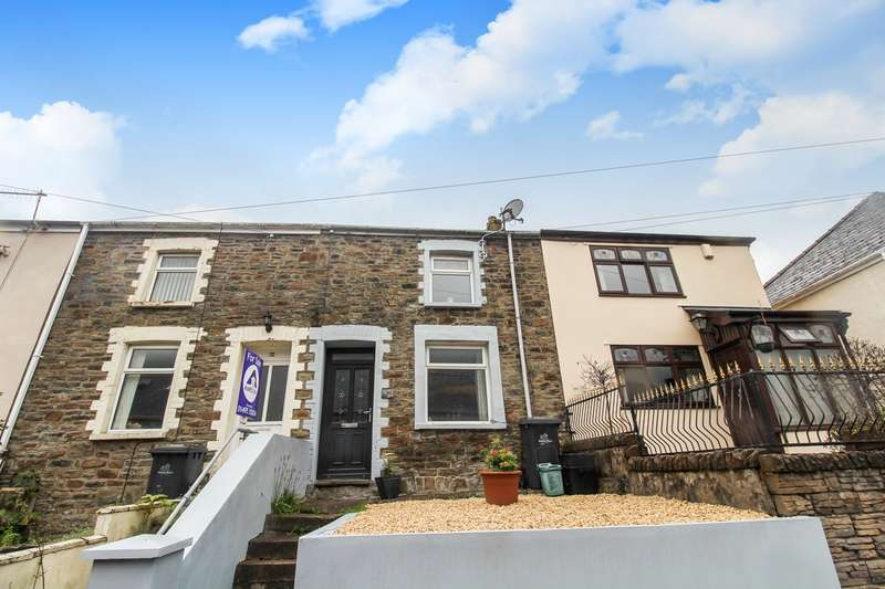 2 Bedrooms Terraced House for sale in Abertillery Road, Blaina, Abertillery, NP13