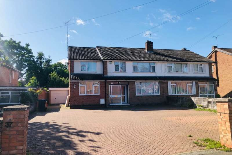 7 Bedrooms Semi Detached House for sale in St. Helens Road, Leamington Spa, CV31