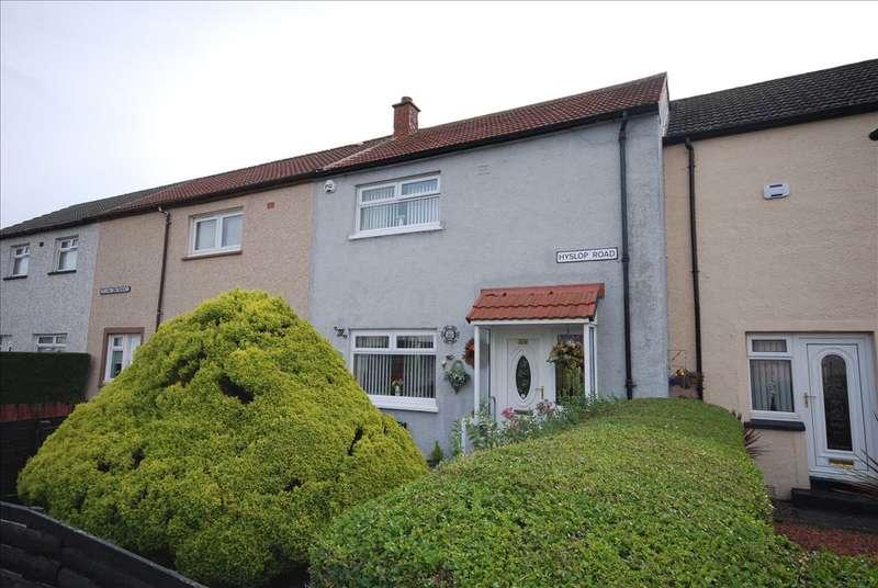 2 Bedrooms Terraced House for sale in Hyslop Road, Stevenston
