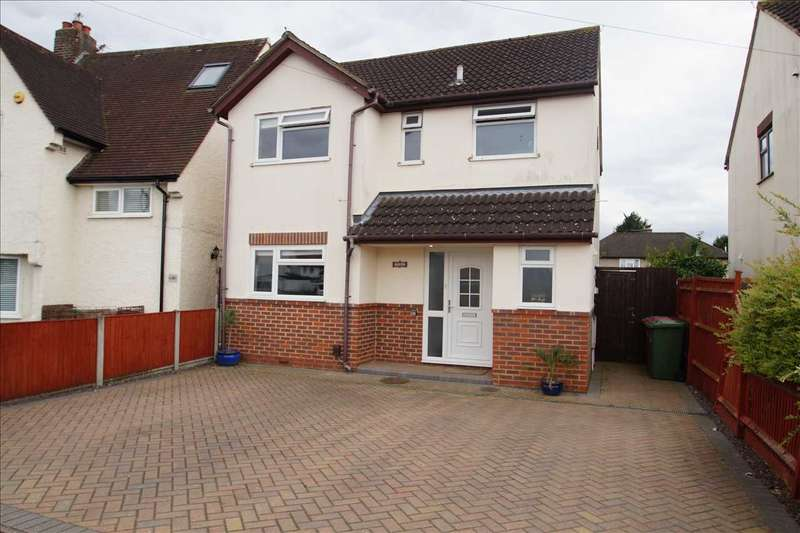 3 Bedrooms Detached House for sale in St.Georges Crescent, Cippenham, Slough