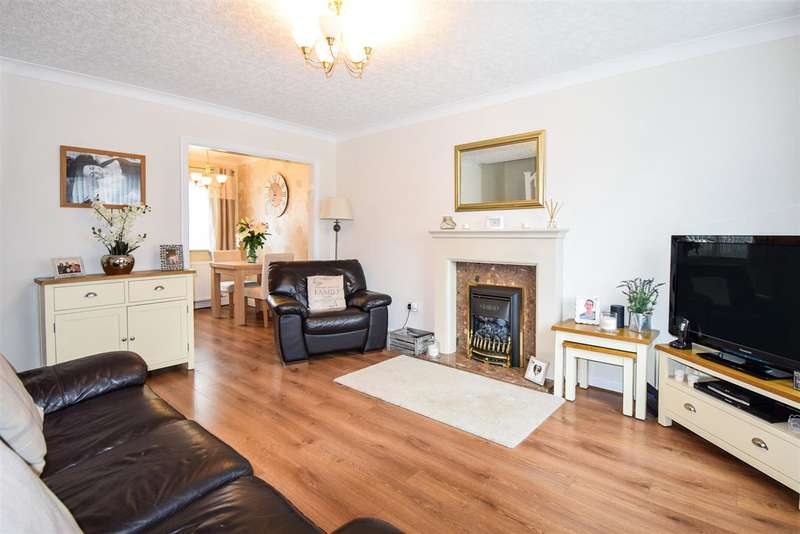 3 Bedrooms Detached House for sale in Church Meadows, Great Broughton, Cockermouth