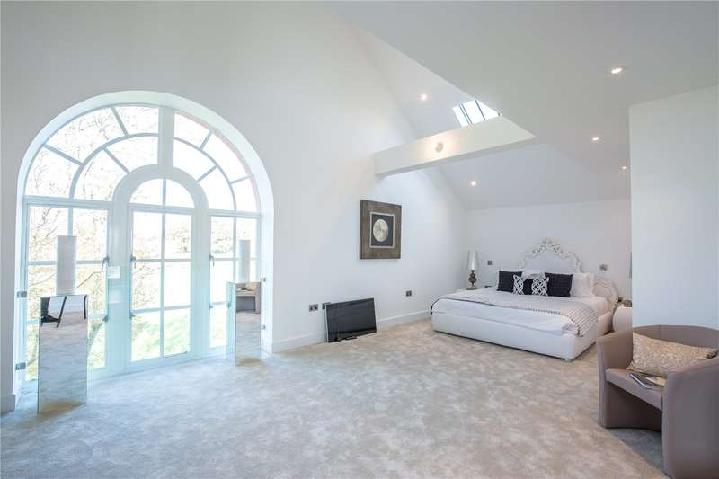 3 Bedrooms Apartment Flat for sale in Antlia Court, The Pump House, Hadley Road, EN2