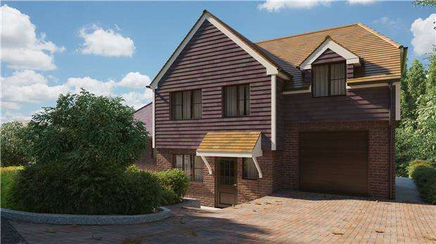 4 Bedrooms Detached House for sale in Beauharrow Road, ST LEONARDS-ON-SEA, East Sussex, TN37 7BL