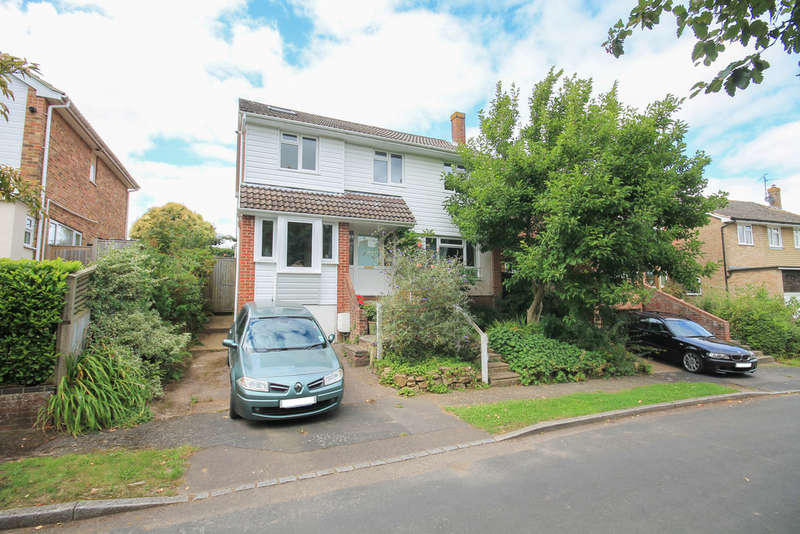 4 Bedrooms Detached House for sale in Riverside, Forest Row