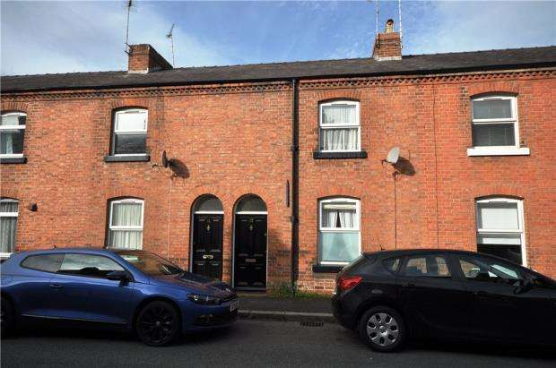 House for sale in Denbigh Street, Chester, Cheshire