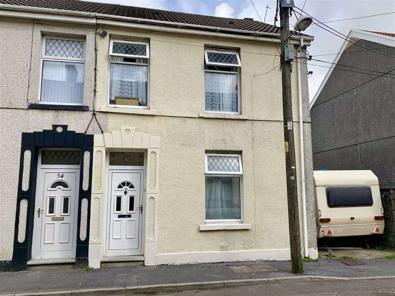 3 Bedrooms Semi Detached House for sale in Mansel Street, Burry Port