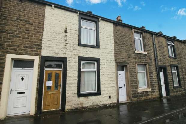 2 Bedrooms Terraced House for sale in Peel Street, Clitheroe, Lancashire, BB7 1NF