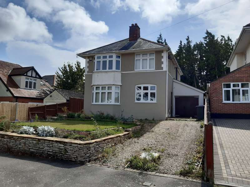 4 Bedrooms Detached House for sale in Meon Road, Bournemouth, BH7