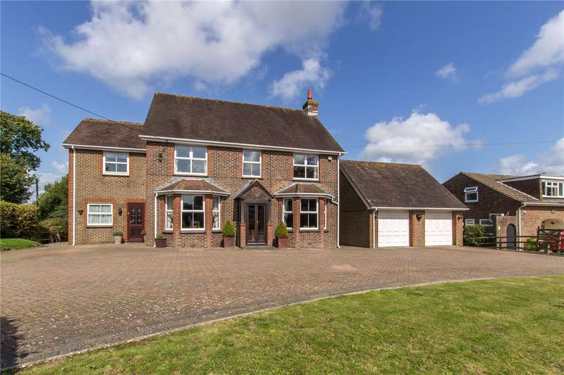 4 Bedrooms Detached House for sale in Boreham Street, Hailsham