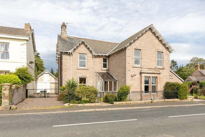 5 Bedrooms House for sale in Main Street, Reston, Eyemouth, TD14 5JP
