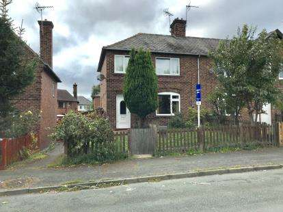 3 Bedrooms House for sale in Hereward Road, Chester, Cheshire, CH3