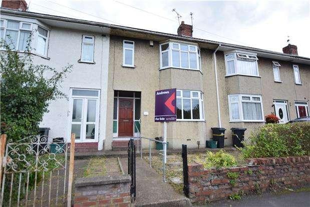 3 Bedrooms Terraced House for sale in Oakdale Road, Bristol, BS14 9TN