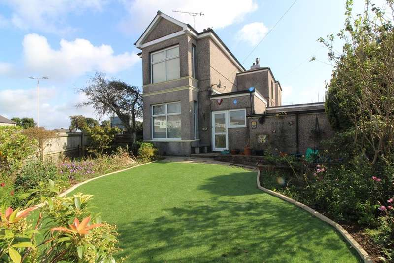 4 Bedrooms End Of Terrace House for sale in Peverell