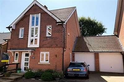 3 Bedrooms Semi Detached House for rent in Watson Way