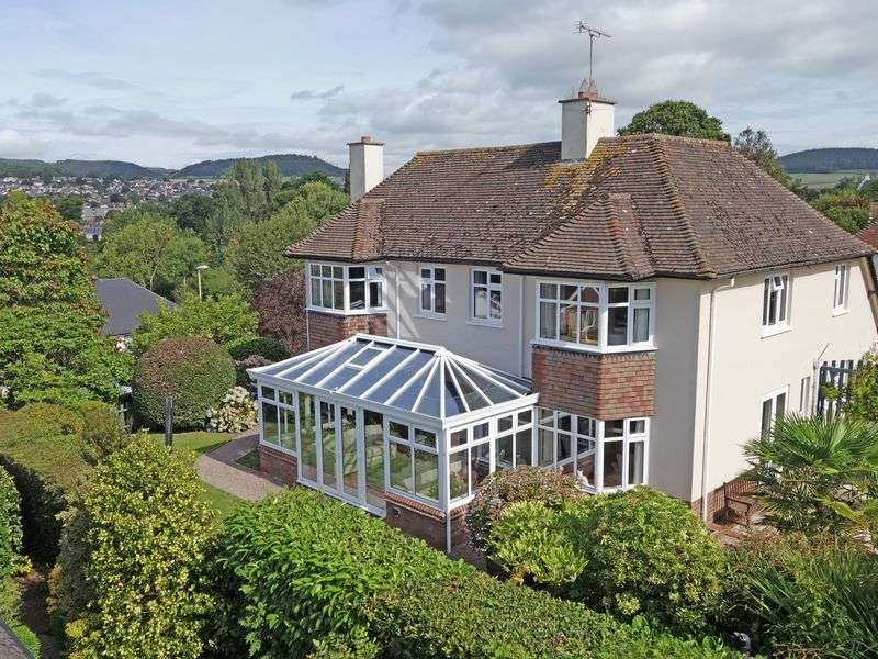 4 Bedrooms Property for sale in Sidcliffe, Sidmouth