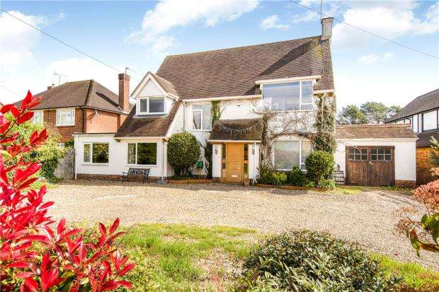 4 Bedrooms Detached House for sale in Harvest Hill Road, Maidenhead, Berkshire