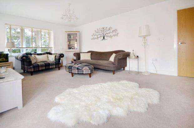 2 Bedrooms Apartment Flat for sale in Hill View Court, 13 Bhamra Gardens, Maidenhead