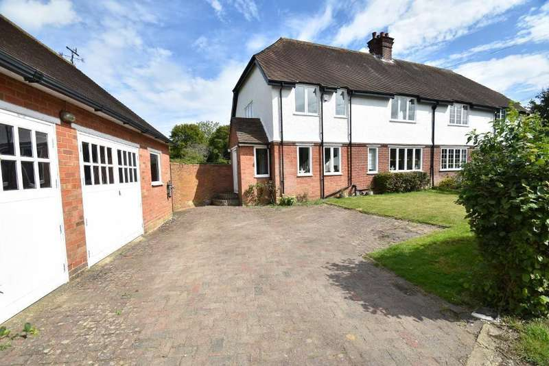 3 Bedrooms Semi Detached House for sale in Asheridge, Chesham, HP5