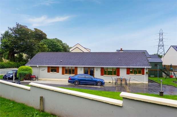 4 Bedrooms Detached Bungalow for sale in Beragh Hill Road, Londonderry