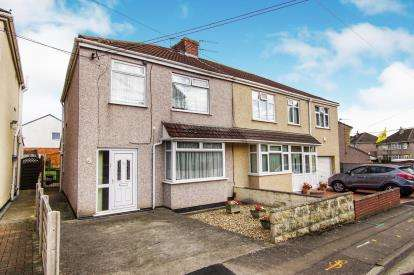 3 Bedrooms Semi Detached House for sale in Counterpool Road, Kingswood, Bristol