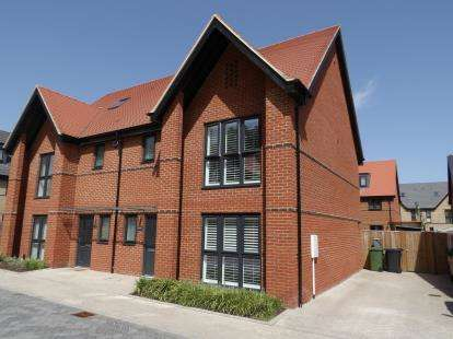 4 Bedrooms Semi Detached House for sale in Marchment Square, Peterborough