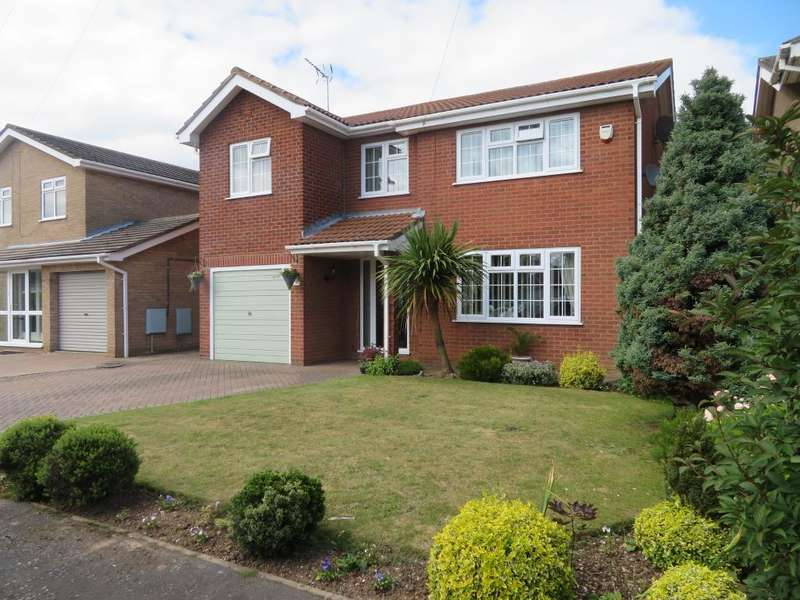 5 Bedrooms Detached House for sale in Grange Road, Wisbech, Cambs, PE13 1SF