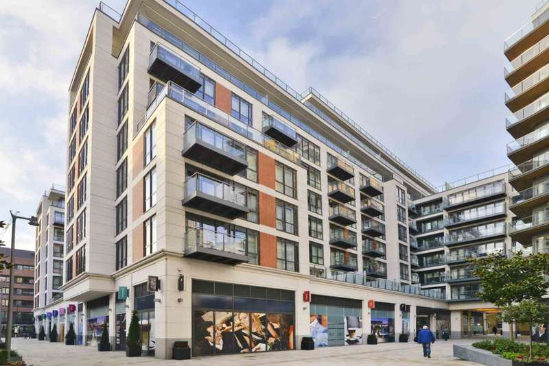 3 Bedrooms Apartment Flat for rent in Dickens Yard, Ealing W5