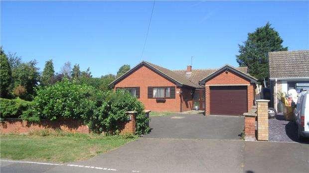 2 Bedrooms Detached Bungalow for sale in Wilden Road, Renhold