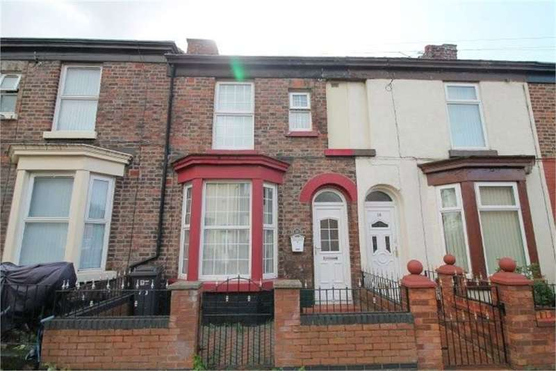 3 Bedrooms Terraced House for sale in Bianca Street, BOOTLE, Merseyside