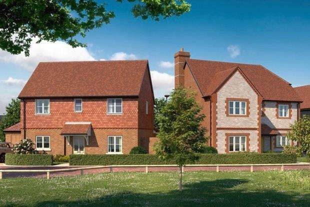 3 Bedrooms Detached House for sale in Abbey Barn Lane, High Wycombe, Buckinghamshire