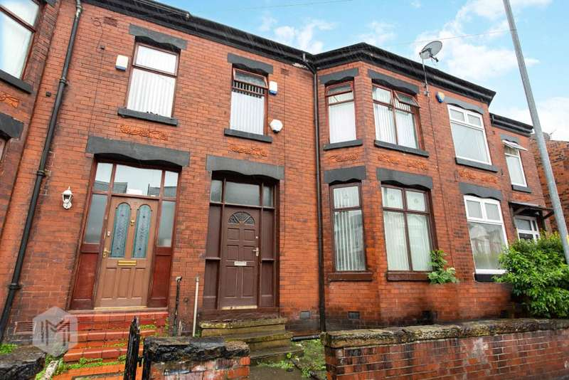 3 Bedrooms Terraced House for sale in Beresford Road, Manchester, Greater Manchester, M13