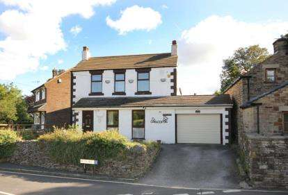 3 Bedrooms Detached House for sale in Hillfoot Road, Totley, Sheffield, South Yorkshire