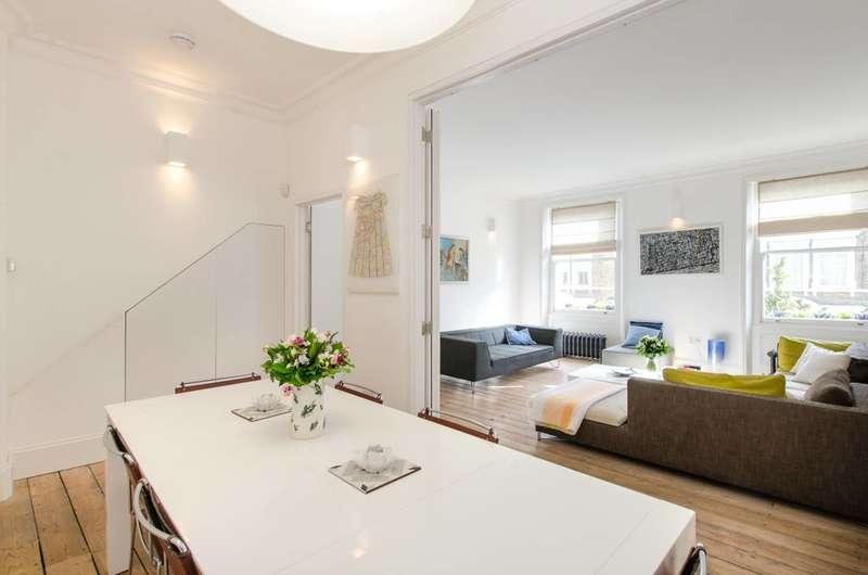 4 Bedrooms Maisonette Flat for sale in Collingham Place, South Kensington, SW5