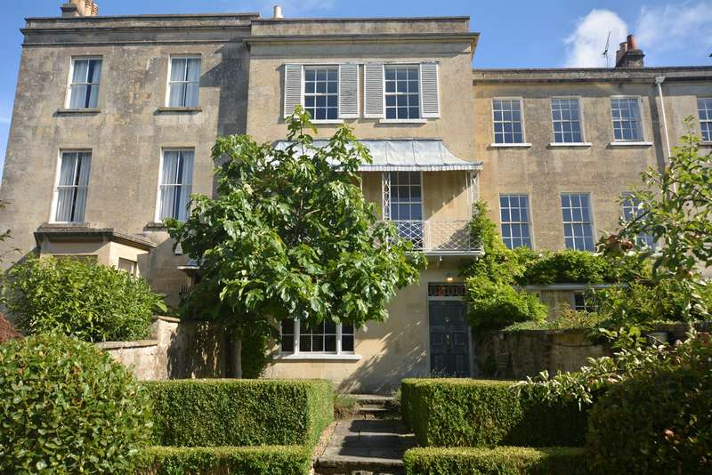 4 Bedrooms Town House for sale in Richmond Hill, Bath, BA1