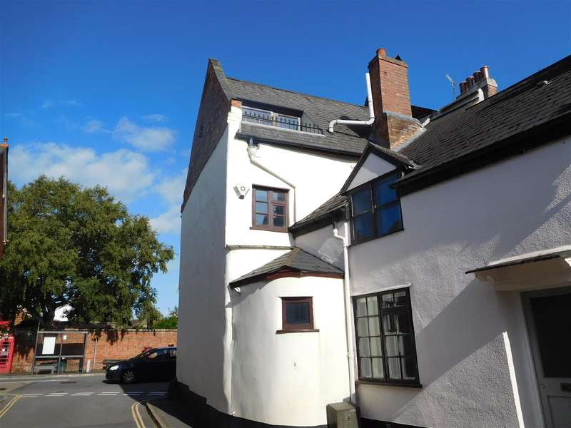 2 Bedrooms End Of Terrace House for sale in Fore Street, Topsham